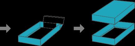 組立箱作成の工程の画像