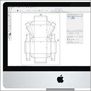 デザインの流れ説明画像